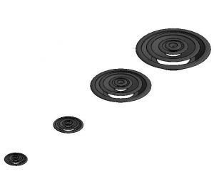 Product: L Series Circular Diffuser
