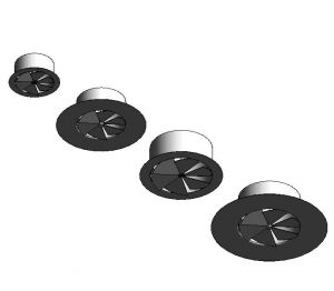Product: L Series Swirl Diffuser