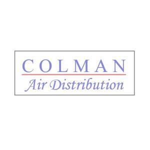 Logo: Colman Air Distribution