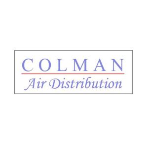 Logo: Colman Air Distribution