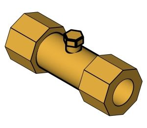 Product: Double Check Valve - (1340)