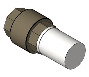 Product: Foot Valve - (1461)