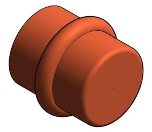 Product: Stop End - (P5301)