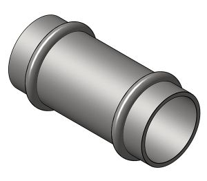 Product: Straight Coupler - (PC5270)