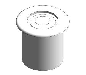 Product: Ceiling Mounted PIR Presence Detector (EBDSPIR)