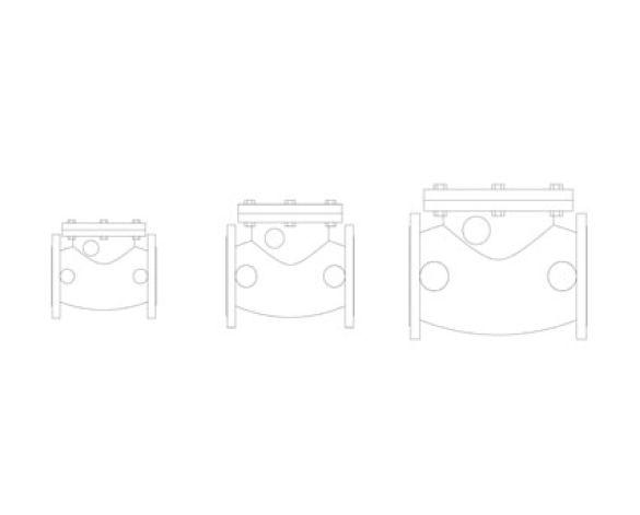 Image of 147XU - Check Valve