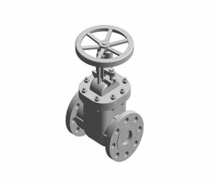Product: 33XU-F - Gate Valve
