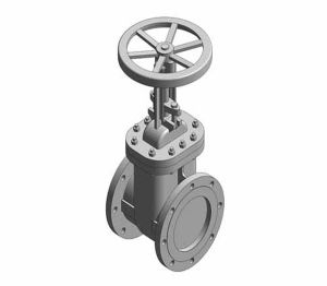 Product: 47XU-F - Gate Valve