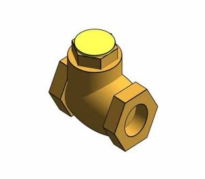 Product: D138 - Swing Check Valve
