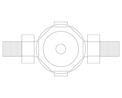 Revit, BIM, Store, Components, Architecture, Object, Free, Download, MEP, Mechanical, Pipe, Accessory, Crane, Fluid, Systems, Valve, PRV, Pressure, Relief, D1725