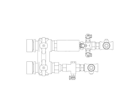 Image of Dominator Peak Pro - PICV / Strainer Drain / FMD - Z9601PF