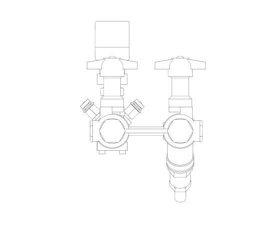 Image of Dominator Peak Pro - PICV / Strainer Drain / FMD - Z9801PF