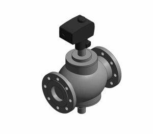 Product: DPIC991F - Pressure Independant Control Valves (PICV) - large