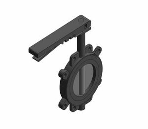 Product: F614 GEM Butterfly Valve