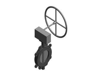 Product: F615 GEM Butterfly Valve