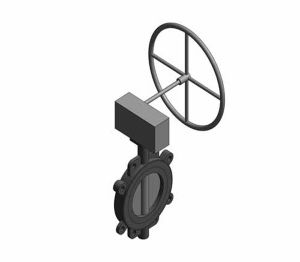Product: F625 GEM Butterfly Valve