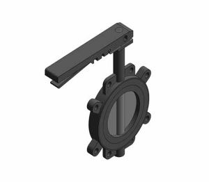 Product: F628 GEM Butterfly Valve