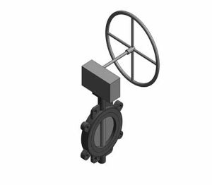 Product: F629 GEM Butterfly Valve
