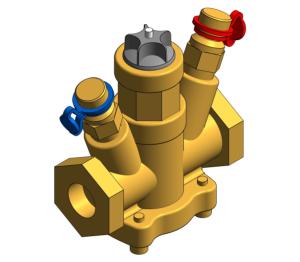 Product: D995 - Pressure Independent Control Valve (PICV)