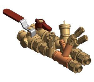 Product: Z4002FS/Z4002FR Dominator Pro & PICV (with drain)