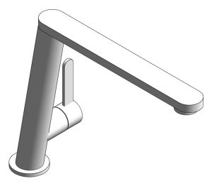 Product: Kitchen Tap - (AC714DC)