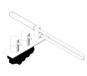 Product: Thermostatic Shower Valve - (PRO1701RC/V)