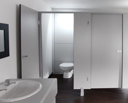 Image of Pennine Budget Toilet Cubicles