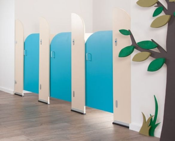 Image of Sydney Pre-School Cubicle System