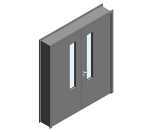 Product: 44mm Thick - Equal Pair Internal Door