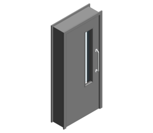 Product: 44mm Thick - Single Internal Door