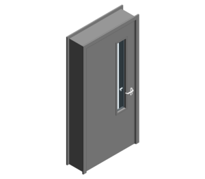 Product: 54mm Thick - Single Internal Door