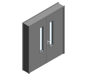 Product: 64mm Thick - Equal Pair Internal Door