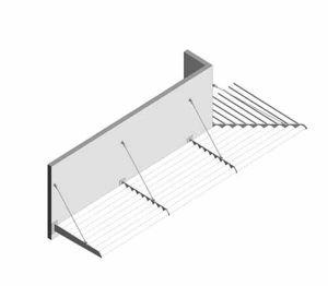 Product: Brise Soleil - 100 Blade - Light Grey