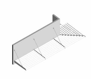 Product: Brise Soleil - 100 Blade - White