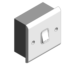 Product: Gridswitch (Slimline White)