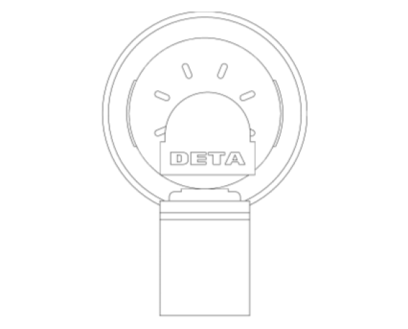 Bim,Bim, Content, Object, Component, BIM, Store, Revit, Free, Original, Library, Electrical, Power, Fixtures, Deta, Electrical, fire,rated, LED,downlight,dimmable, 4000K, 2800K,fixed, IP65, white, chrome, satin,non,