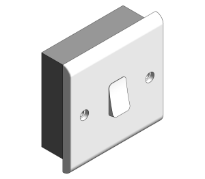 Product: Slimline - 20A DP Switches