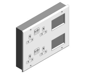 Product: Slimline Décor - Lounge Plates