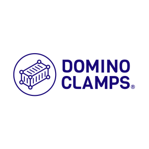 Logo: Domino Clamps