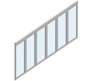 Product: Glass Folding Sliding Wall