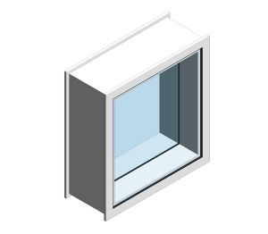 Product: Dortek Hygienic Observation Windows