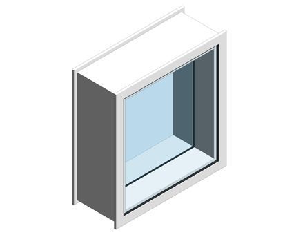 Bim, Revit, 2014, Components, Frame, Dortek, Hinged, Doors, Stainless, Steel, Hygienic, Window, Internal, 30, 60, 120, Minutes, Fire, Rating