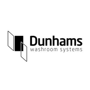 Logo: Dunhams Washroom Systems