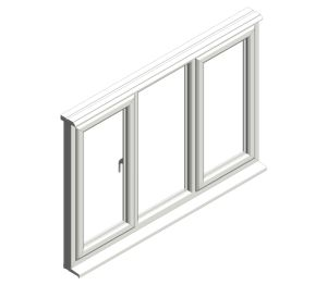 Product: Diamond Suite - Casement - Side Hung / Fixed / Side Hung