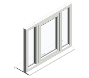 Product: Top Swing Fixed Next to Open Next to Fixed Window