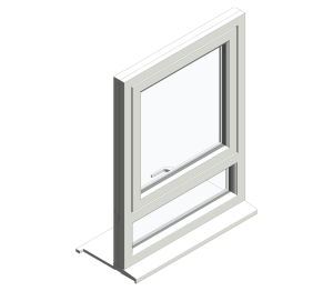 Product: Top Swing Over Fixed Window