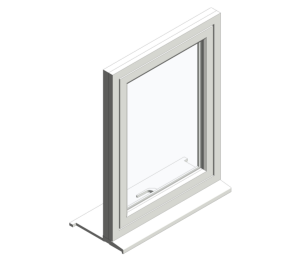 Product: Top Swing Single Window