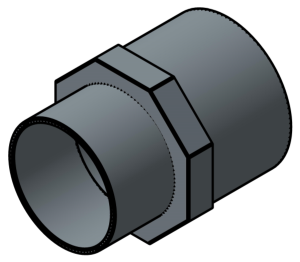 Product: PVC - Male Threaded Adaptors