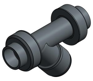 Product: PVC - RV - Y-type Strainer Valve