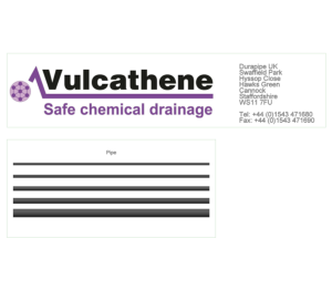 Product: Vulcathene Enfusion - Pipe